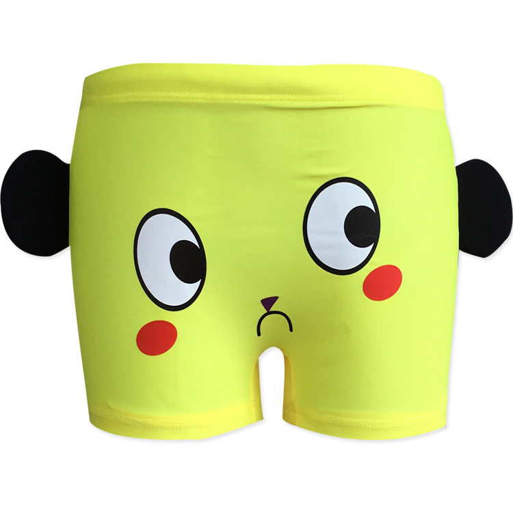 Xiao Shu Swimming Trunks Children Swimming Pool Baby Hot Springs Bathing Suit Boxer Swimming Trunks Manufacturers Direct Selling