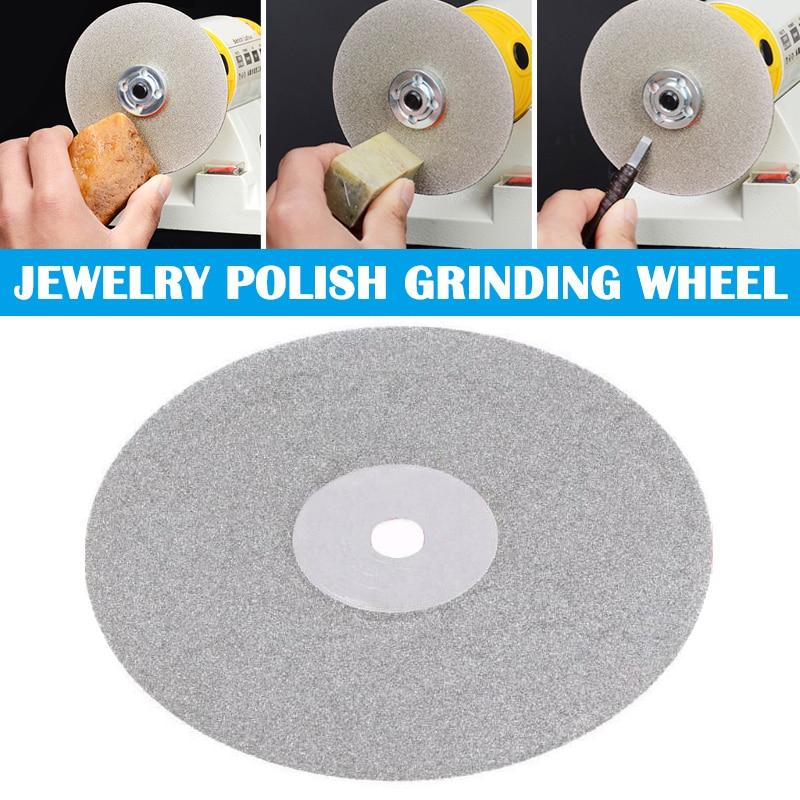"2/"" Diamond Coated Cut Off Grinding Wheel Grinder Bolt//Rod Trimming Wheel Gadget"