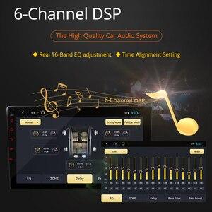 Image 4 - Rádio do núcleo de android 10.0 octa para tsx 2004 2008 1024*600 rádio do carro navegação gps wi fi carplay interno