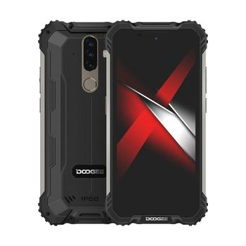 Купить Смартфон DOOGEE S58 Pro защищенный, IP68, Android 10, Helio P22, 8 ядер, 6 + 64 ГБ, 5,71 дюйма, 16 Мп, 5180 мА · ч