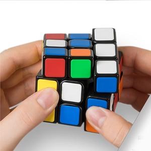 Image 2 - גן GSC 3x3x3 קסם קוביית גן 3x3 מהירות קוביית פאזל גנז 3x3x3 cubo magico
