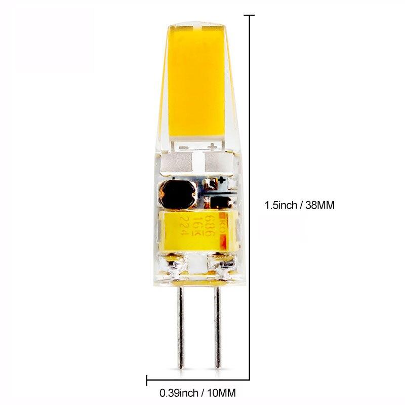 017232 lâmpada Led Dia Branco 20 AR G4 24N1035DS 1.2W 12V pcs ARLIGHT Led lamp/Led lamp. - 5