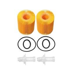 Do samochodu filtr oleju silnikowego benzyna 04152 YZZA1 samochodowe części zamienne akcesoria Fit|Filtry oleju|   -