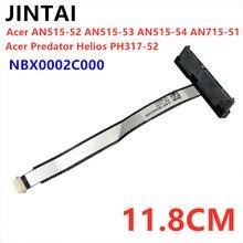 HDD sabit sürücü kablosu için Acer AN515 52 AN515 53 AN715 51 Predator Helios PH317 52 NBX0002C000