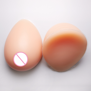 Image 4 - False breast  Artificial Breasts Silicone Breast Forms for Postoperative crossdresser pair breasts chest special protection sets