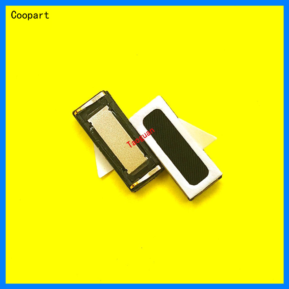 2pcs/lot Coopart New Ear Speaker Receiver Earpieces Replacement For LeEco Le S3 X622 X626 Top Quality