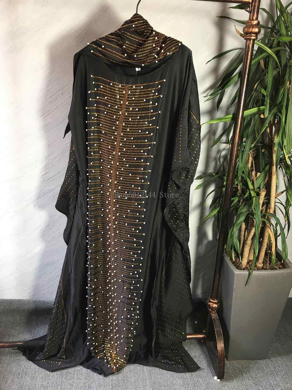 2019 Phi Quần Áo Phi Váy Đầm Cho Nữ Hồi Giáo Dài Đầm Chất Lượng Cao Chiều Dài Thời Trang Châu Phi Đầm Cho Nữ
