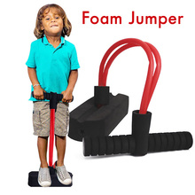 Foam-Stick Jumper Fitness-Equipment Outdoor-Toys Sport for Kids Children Kangaroo-Foam