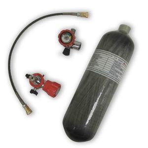 Image 5 - Acecare 2.17l ce 미니 스쿠버 다이빙 실린더 pcp 에어 탱크 pcp 밸브 4500psi 페인트 볼 탱크 pcp 라이플 공군 pcp 콘도르 밸브