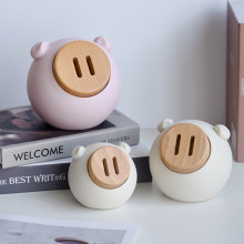 Cute Piggy Bank Money Box Coins Storage Box Kids Toy Birthday Gift Home Decor Saving Money Boxes Children Piggy Money Bank