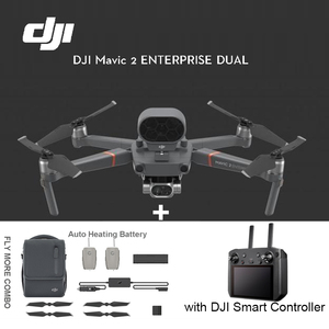 DJI Mavic 2 ENTERPRISE DUAL Drone с M2E Spotlight и M2E Speaker и M2E Beacon RC Quadcopter в наличии