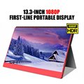 13.3 inch/15.6 inch 1080P type c portable HDR display for PS4/XBOX/Switch/PC/Android|Replacement Parts & Accessories| |  -