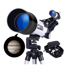 Astronomical Telescope Watching Star Professional Deep-Space Primary-School Children