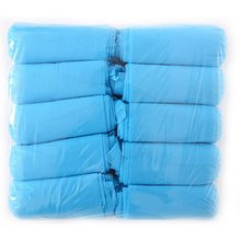Shoe-Cover Dustproof Disposable Non-Slip Adult Non-Woven Household Children Students