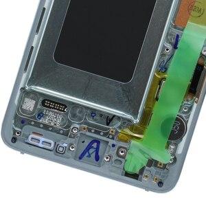 Image 4 - 3040x1440 Original 6.1 S10 LCD Für SAMSUNG Galaxy S10 G973F/DS G973U G973 SM G973 Display Touch screen Digitizer Ersatz