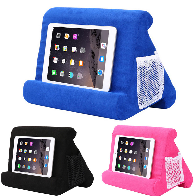 Ipad Laptop Holder Tablet Pillow Foam Lapdesk Tablet Stand Holder Stand Rest Cushion For Ipad Multifunction Laptop Cooling Pad