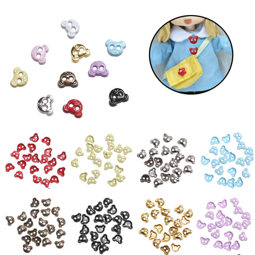 Sewing  Clothing  Accessories  Buttons  Scrapbooking Crafts  Dress  Metal  20PCS