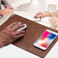 Drahtlose Lade, maus Pad Drahtlose Ladegerät Drahtlose Maus Pad für Samsung Galaxy S10/S9/S8 Plus S7 Hinweis 9/8 , iPhone Xs Max