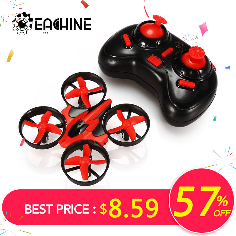 Eachine RC Quadcopter Toys Gift Memory-Function Headless-Mode Mini RTF 3D 4CH 6-Axis