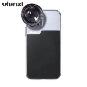 Image 4 - 울란지 17MM 폰 렌즈 폰 케이스, iPhone 11/11 Pro/11 Pro Max 아나모픽 렌즈, 17MM 순간 렌즈 용 Ulanzi DOF 렌즈 어댑터