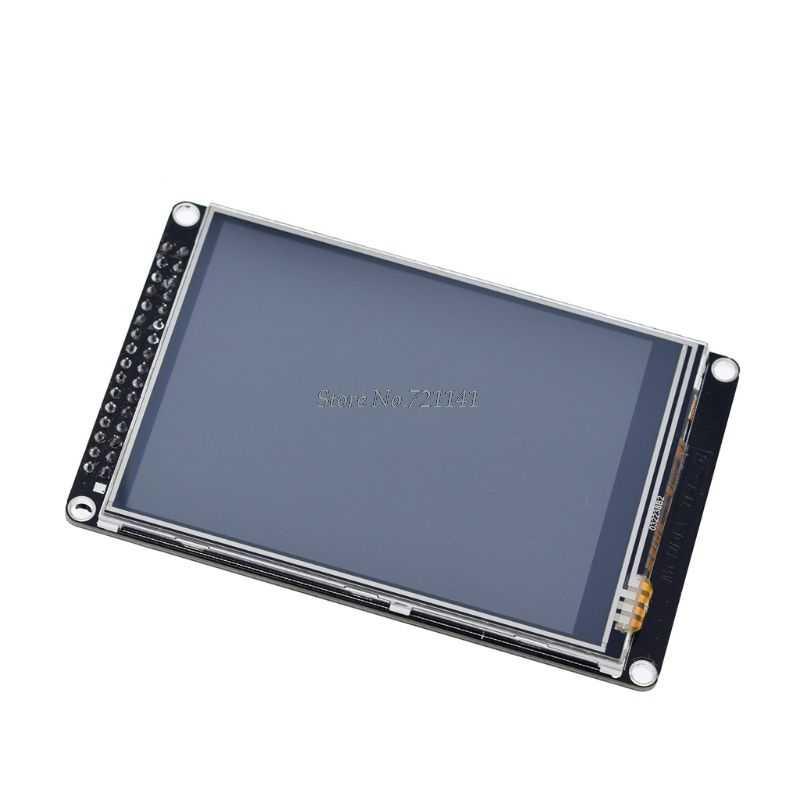 STM32F407VET6 開発ボード Cortex-M4 STM32 最小システム学習ボード arm コアボード + 3.2 インチ液晶 tft タッチスクリーン