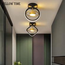 Candelabro Led de montaje en techo, accesorios de iluminación interior, luces de pasillo para sala de estar y dormitorio