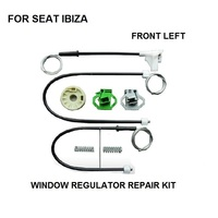 1993-1999 FOR SEAT IBIZA ELECTRIC WINDOW REGULATOR REPAIR KIT FRONT-LEFT NEW
