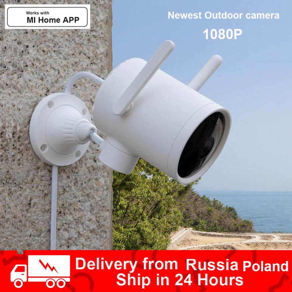 Imilab Smart Ip Camera 270 1080P Outdoor Wifi Webcam Ptz IP66 Nachtzicht Voice Call Alarm Ai Humanoïde Detectie voor Mihome App