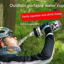 Water-Bottle-Sport Mountain-Bike Tour Portable Bicycle Drink-Jug Outdoor-Road Hiking