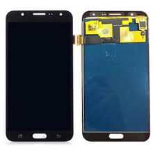 Lcd Display tft oled Touch Screen digitizer Mobile Phone Replacement Repair Parts for samsung Galaxy J7 2015 J7000 J700(China)