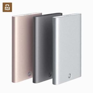 Image 1 - New Youpin MIIIW Card Holder Stainless Steel Silver Aluminium Credit Card Case Women Men ID Card Box Case Pocket Purse D5