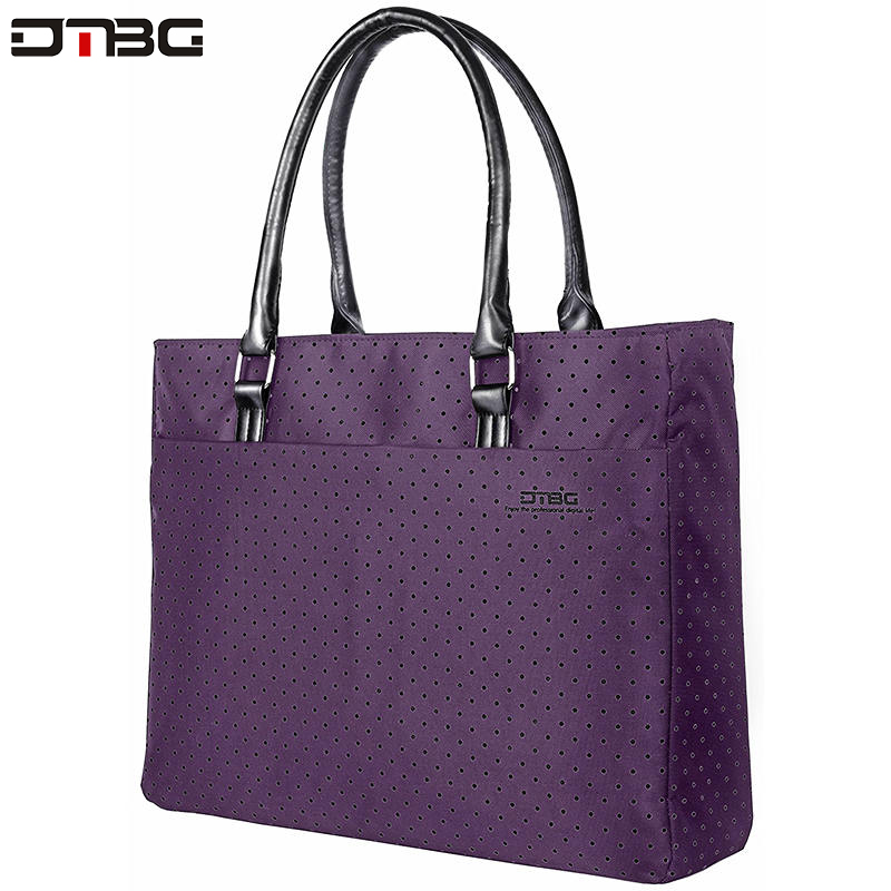 DTBG 15.6 Inch Briefcase Laptop Handbag Women Tote Lovely Girl Laptop Bag Waterproof Casual Style Bags For HP Lenovo Dell