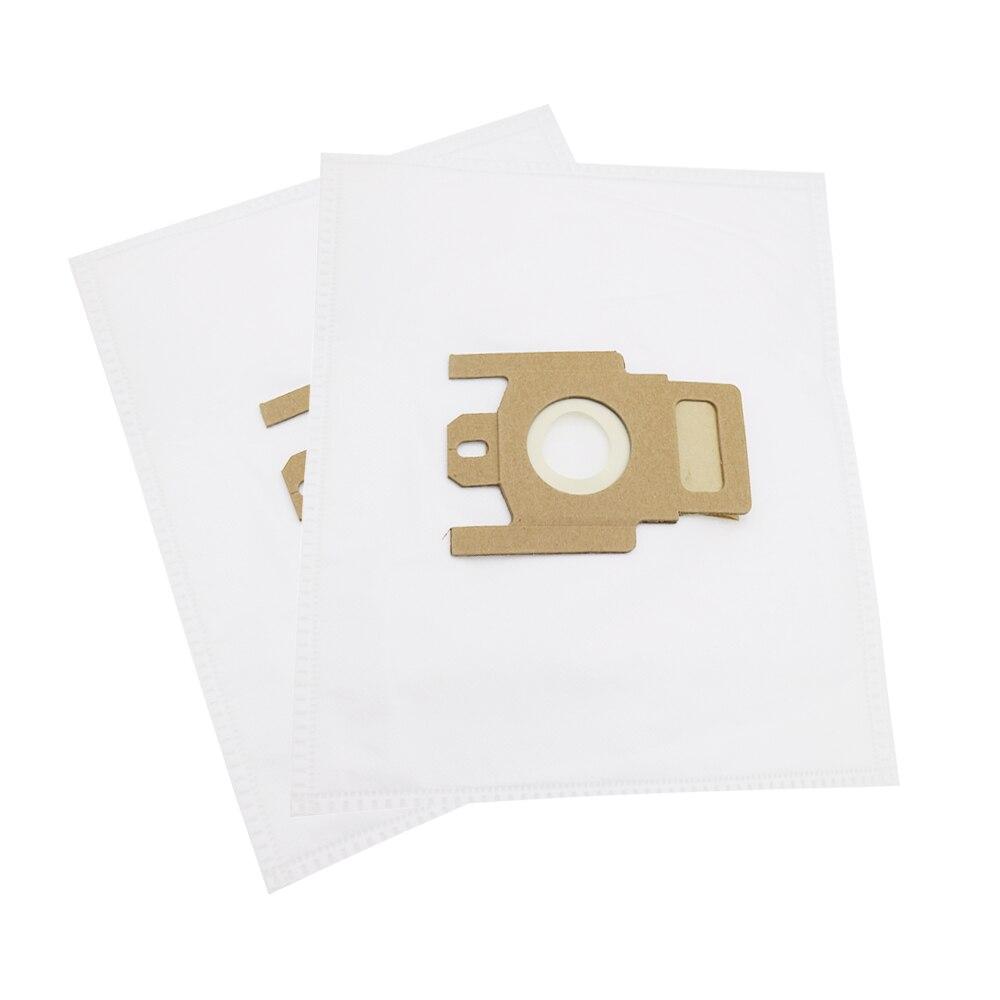 2pcs Hoover TYPE H60 H30 H52 ENIGMA TE7 TE70 TEN2400 ARIANNE TELIOS Dust Filter Bag T2100 T2599 T2615 T2621 T2740 T2760 TS1823