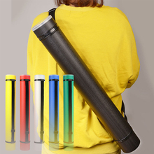 Flexible Drawing Image Storage Tube Poster Scroll Holder Bow Arrow Quiver Tube  Painting Art Supplies Paper Storage Tube Box