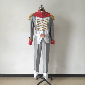New Anime P5/persona 5 Cosplay Costume Set Crow Akc Goro Akechi Cosplay Costume Set Coat+pants+cape Halloween Clothing