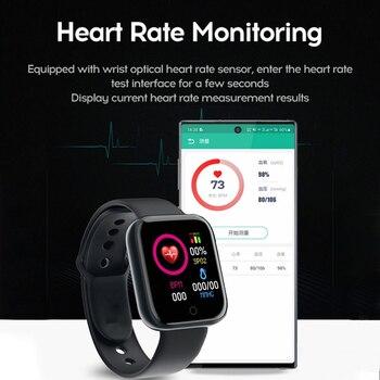 Smart Watches Men Women 2020 Android Smart Watch Kids Smartwatch Bluetooth Heart Rate Monitor Fitness Watch Smart 2020 Connect 2