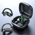 TWS Drahtlose Kopfhörer Bluetooth Kopfhörer Noise Cancelling Sport Wasserdichte Kopfhörer 9D Stereo Drahtlose Ohrhörer Mit Mikrofon