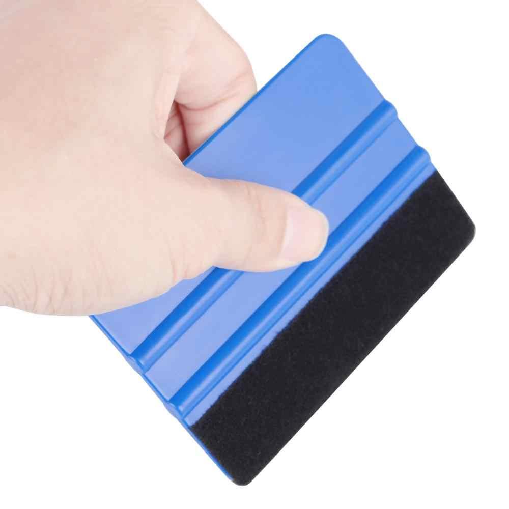 10 stücke Vinyl Wrap Auto Film Filz Rakel Carbon Faser Verpackung Werkzeug Auto Folie Fenster Tönung Haushalt Auto Reinigung Werkzeug eis Schaber