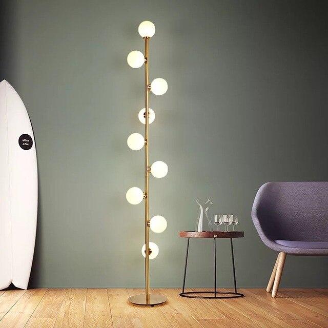 Modern LED Standing Lamp  4