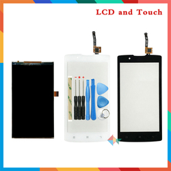 Wysokiej jakości 4.5 ''dla Lenovo A2010 wyświetlacz Lcd + ekran dotykowy Digitizer Sensor w Ekrany LCD do tel. komórkowych od Telefony komórkowe i telekomunikacja na