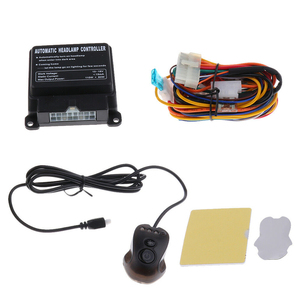 Image 2 - 자동차 자동 유니버설 쉬운 설치 조정 가능한 지능형 스마트 컨트롤 민감한 시스템 스위치 액세서리 헤드 라이트 센서
