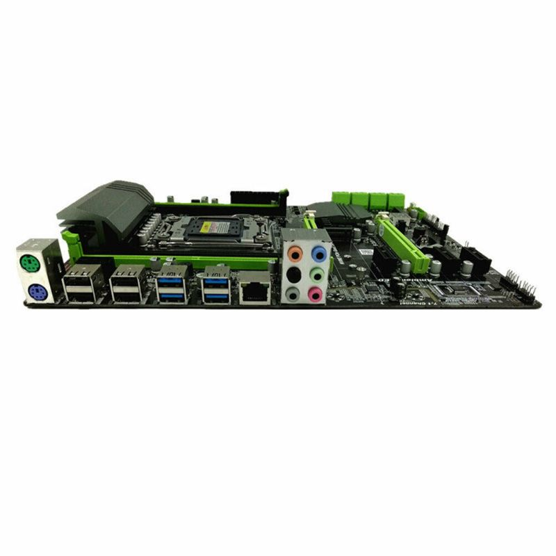 X99 LGA2011-V3 Professional 4 Channel DDR4 Desktop Computer Motherboard Module Professional Motherboard Stable Desktop Computer