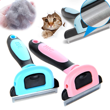 Comb for Dogs Hair Remover Cat Brush Grooming Tools Detachable Clipper Attachment Pet Trimmer Combs For Cat Pet Supply Dog Brush new pet deshedding comb bursh cat dog hair remover brush grooming quick clean tools multi purpose comb hair for pet supply