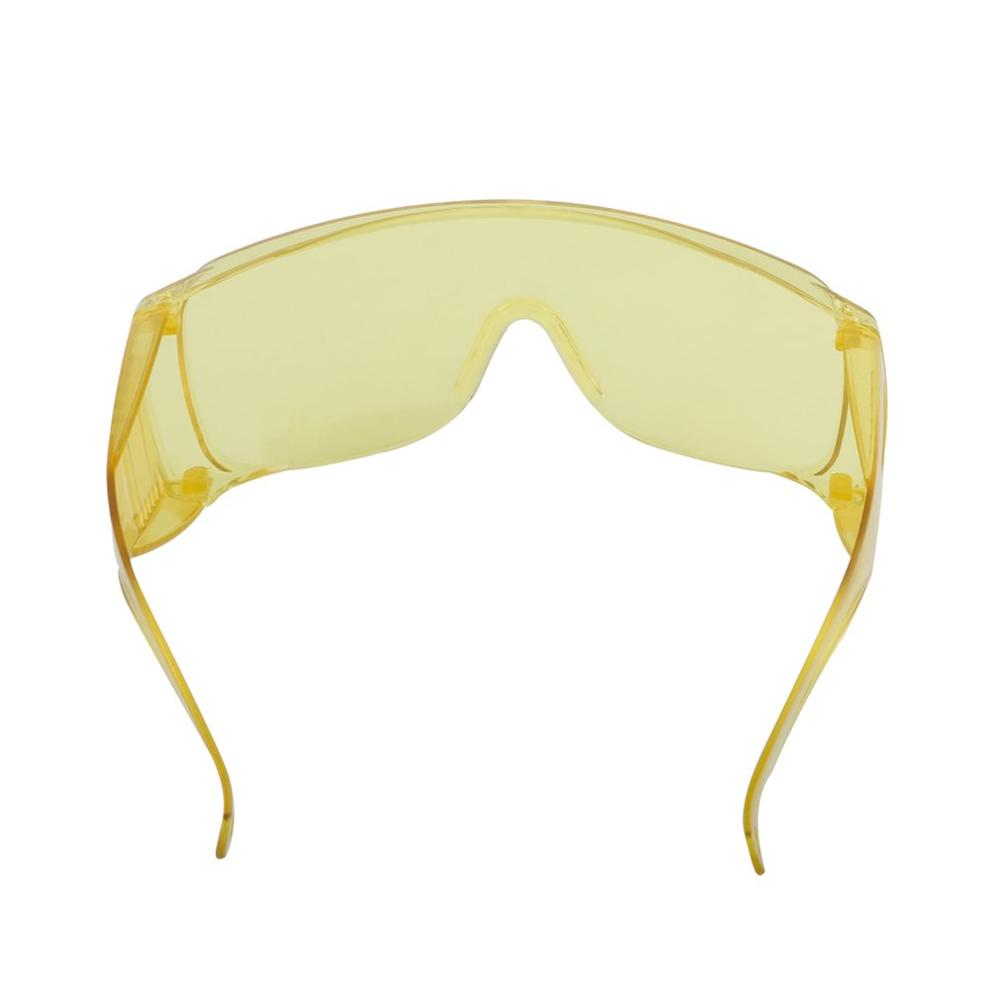 Unisex Clear PC Safety Protective Dustproof Glasses OPT/E Light/IPL/Photon Beauty Instrument Red Laser Goggles 340-1250nm