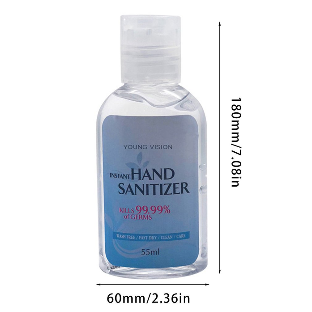 2020 Antibacterial Gel Disinfection And Sterilization Portable Water-free Hand Sanitizer Practical Medical Use Gel