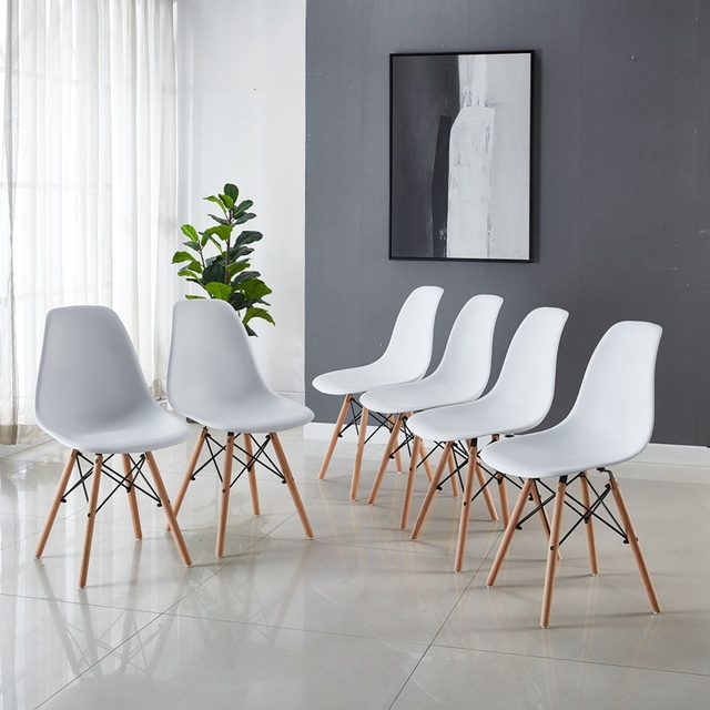 Table & 6 Chairs Set  3