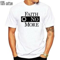 Faith No More Star Logo Mike Patton Rock Band Men'S T-Shirt Black And White B 2Xl 14Xl Tee Shirt