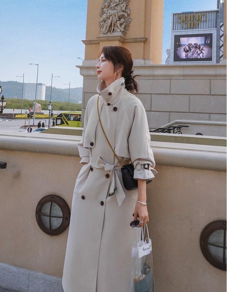 Long Fashion Women's Clothing