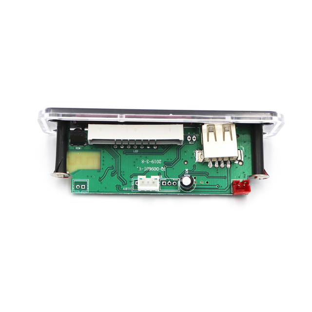 12V Wireless Bluetooth MP3 WMA Decoder Board Audio Module USB TF Radio Car Music MP3 Player Remote Control For Car accessories 3