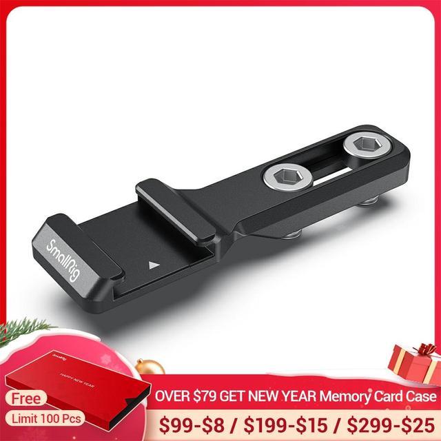 SmallRig コールドシューエクステンションアウトリガーホット用マイク EVF とカメラアクセサリー 2044